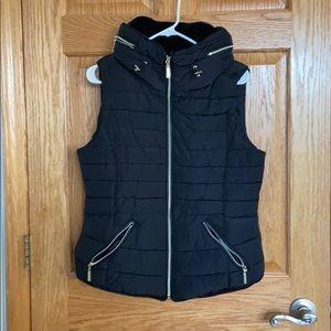 Ymi black vest